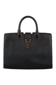 Pre-owned Cabas Chyc Leather Satchel