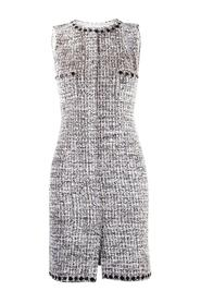 Tweed Sleeveless Dress -Pre Owned Condition Good