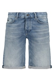 Cast Iron Denim Short High CSH192203-HSF