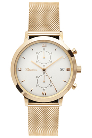 Adler XI White 42mm Mesh - Watch