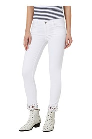 LIU JO FA0203 T4142 NEW IDEAL JEANS Women Bianco