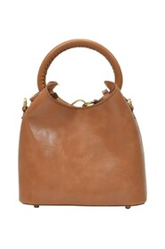 Madeleine Bag in Copper  Leather