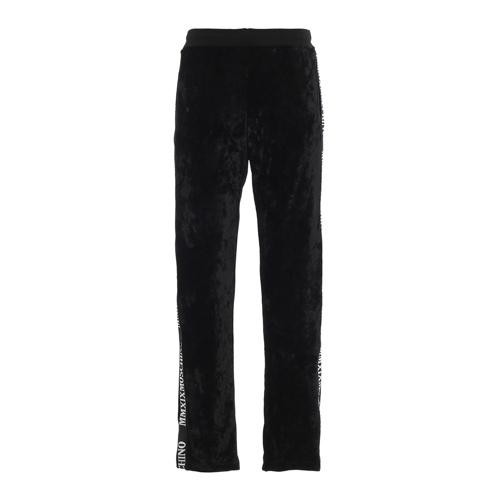 black Sweatpants 03175529 A1555  Moschino  Spodnie dresowe  Showroom.pl 285Qs