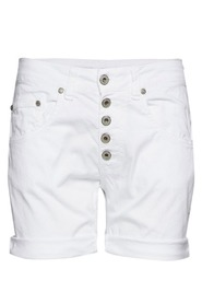 hvit Please cotton Shorts