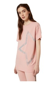 LIU JO WA0106 J5003 T SHIRT AND TANK Women Rosa