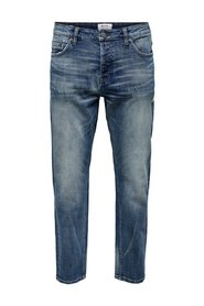 Tapered Fit Jeans Avi