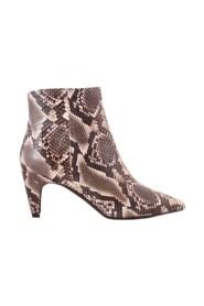 Roberto d'Angelo schoenen enkellaarzen Python