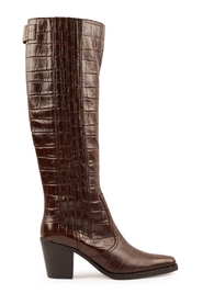 Boots Western Knee High