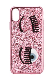 Iphone X / XS flirting glitter case