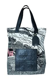 Print Tote Bag -Pre Owned Condition Very Good