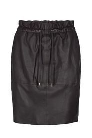 ELLIE LEATHER SKIRT