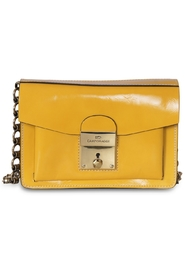 Campomaggi - Small Briefcase Handbag - Yellow