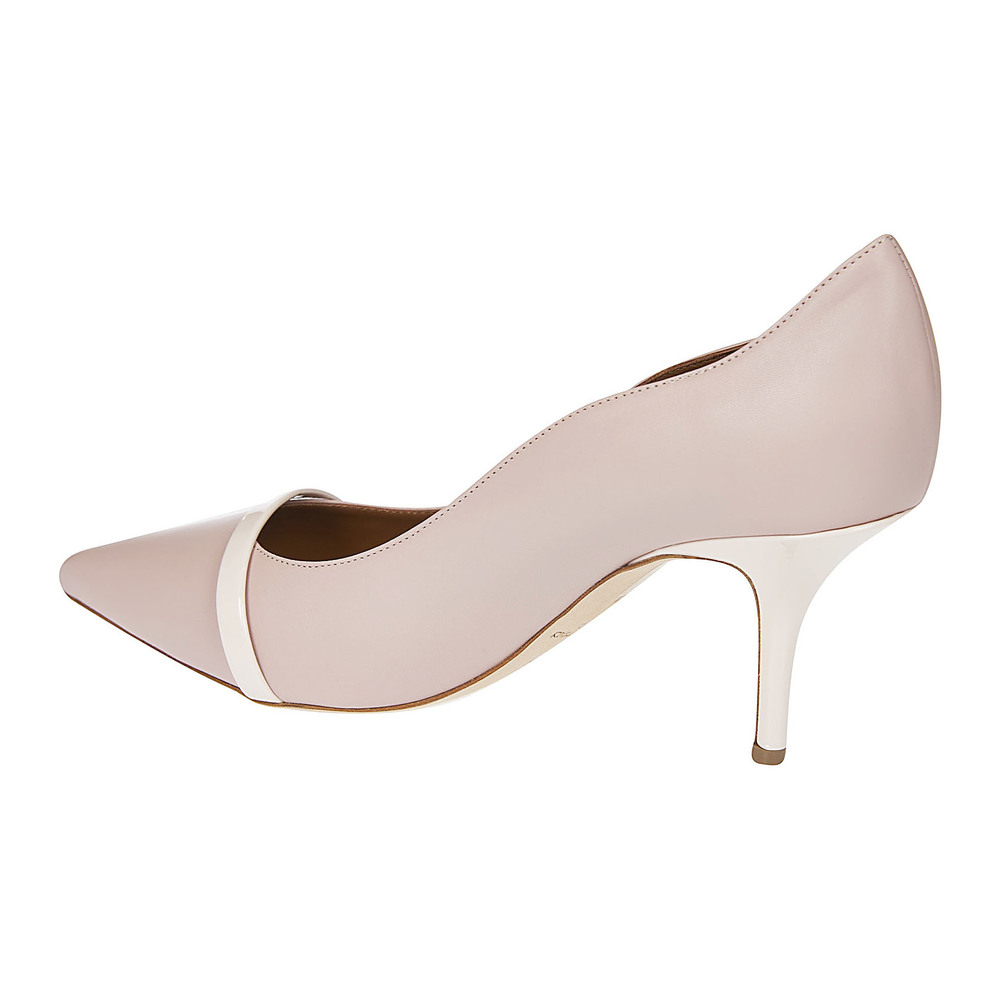 Malone Souliers Pink With Heel Malone Souliers