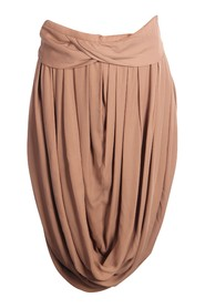 Bodice Drape Dress