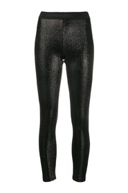 lurex leggings