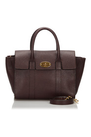 Leather Bayswater Satchel