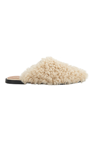 Sandals Anzi Vanilla Shearling