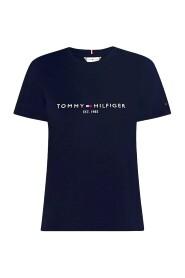 WW0WW28681 Kortärmad T-shirt