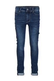 Indian Blue Jeans Donkerblauwe skinny jeans 2551