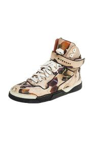Butterfly Print Tyson High Top Sneakers