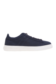 H365 sneaker in nubuck with side h