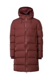 Long Puffer Jacket Jakke