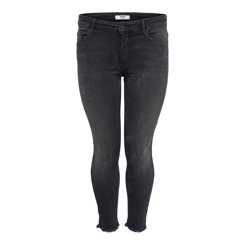 Skinny fit jeans Curvy willy reg ankle