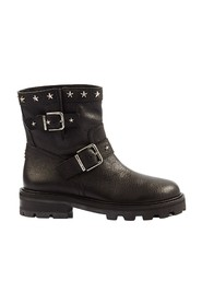 Youth II leather ankle boots