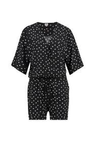 ps White dots Catwalk Junkie/zwart