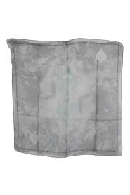 Silk Shawl Foulard Wrap Scarf