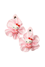 Lyserosa  Soft Touch Hello kitty hårspenner 2 pk