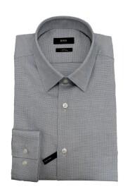Slim-fit skjorte, let at stryge model Isko 50440401