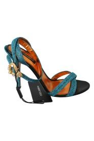 Crystal Heart sandalen schoenen