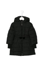 DOTTED DOWN COAT