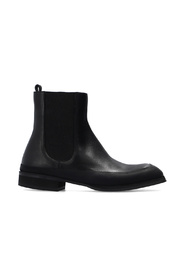 Garden Boot leather ankle boots