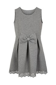 Dress perforated