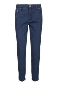 Denim Uten Glidelås Jeans