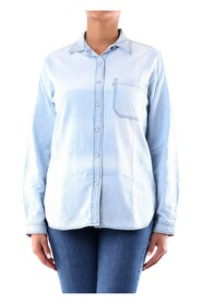 HEW06018DF075 Denim shirt