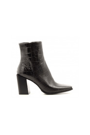 Square toe ankle boots 5757