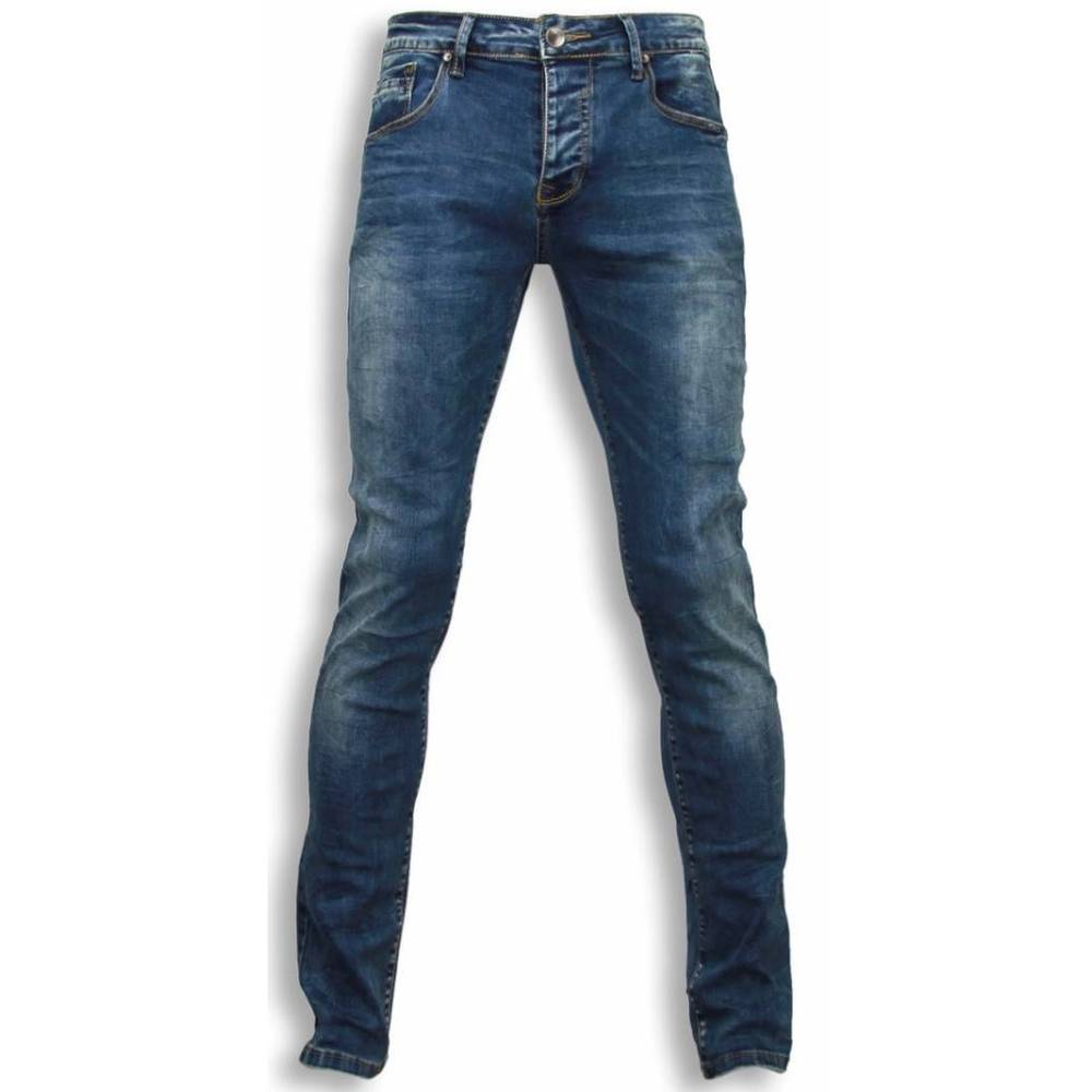 Slim Fit Regular Jeans