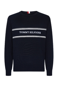 ROPE LOGO SWEATER