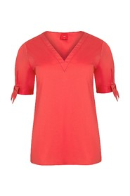 Bluzka koszula z kokardami