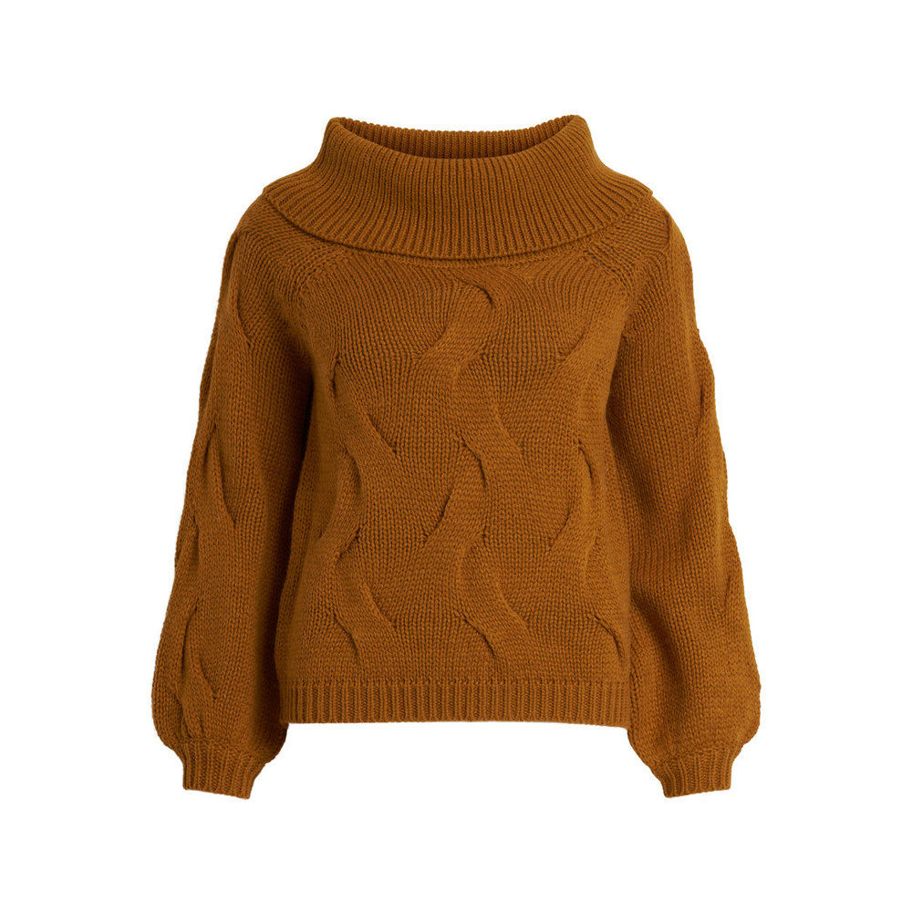 Knitted Pullover Wool