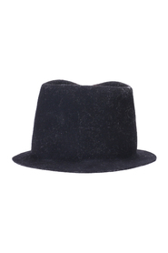 Burned Fedora Hat