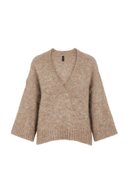 Yasina 7/8 Knit Pullover