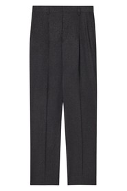 Collete Flannel Trousers