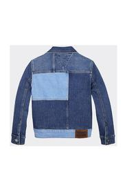 JEANS JACKET WITH BREAST POCKETS