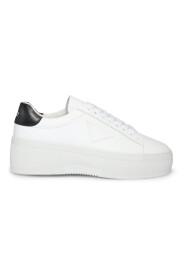 Zapatos Sko Shine White