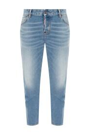 Kul jente Cropped Jean jeans