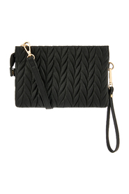 Paige Pleated Xbody Acc Bags Bags Day